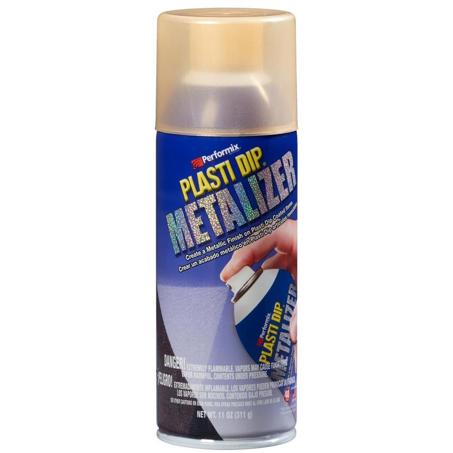 Plasti Dip 11-fl oz Gold Aerosol Spray Coating
