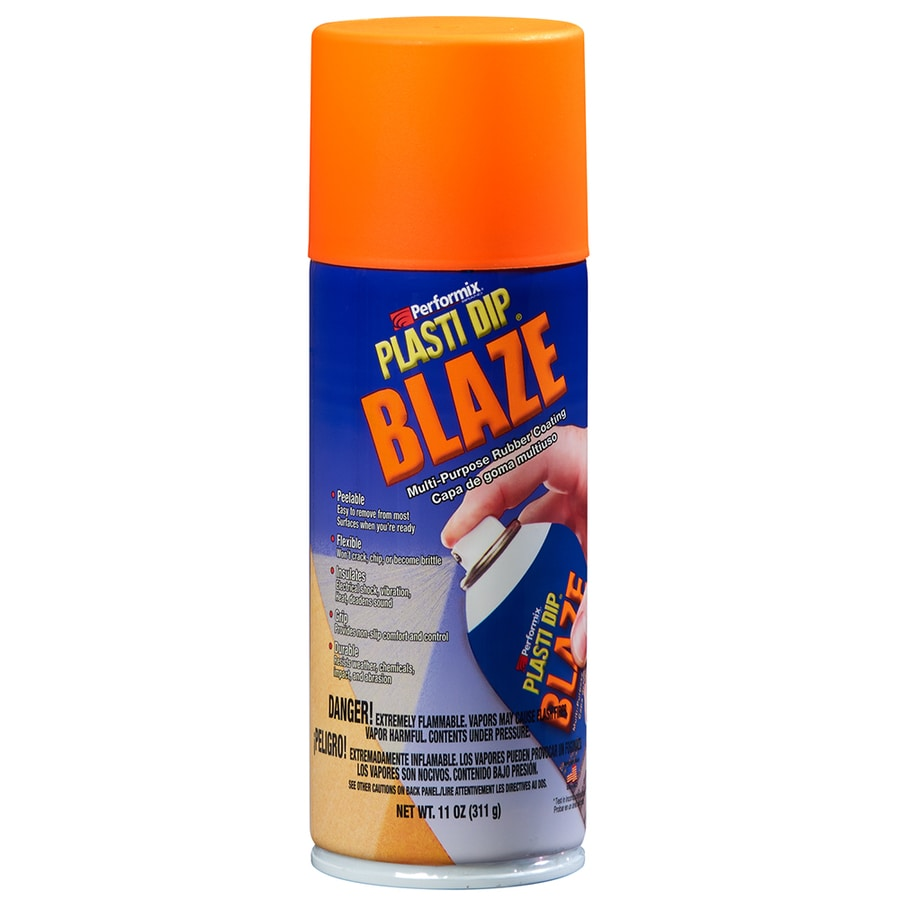 Plasti Dip 11-fl oz Orange Aerosol Spray Coating