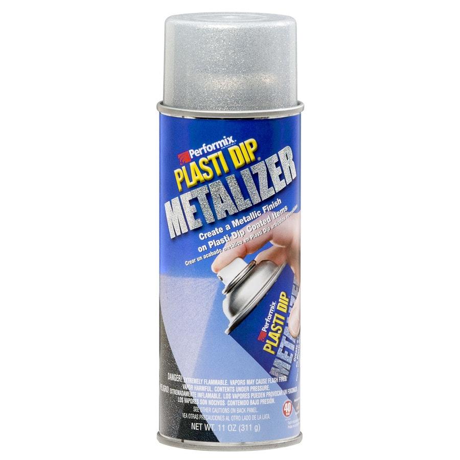 Plasti Dip 11-fl oz Silver Aerosol Spray Coating