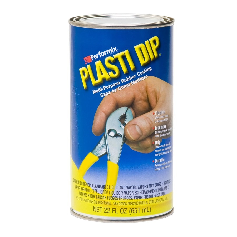 Plasti Dip 22-fl oz Black Dip Coating
