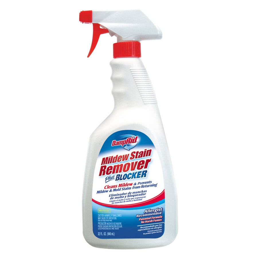 DampRid 32 oz Mildew Remover Plus Blocker