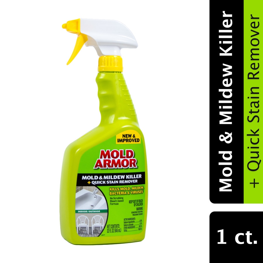 Shop Home Armor 32 Fl Oz Liquid Mold Remover At Lowes Com