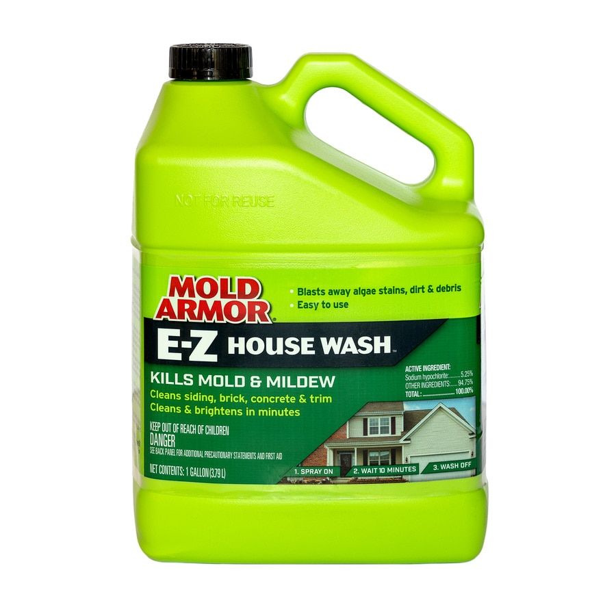Mold Armor 128 Fl Oz Liquid Mold Remover At Lowes Com