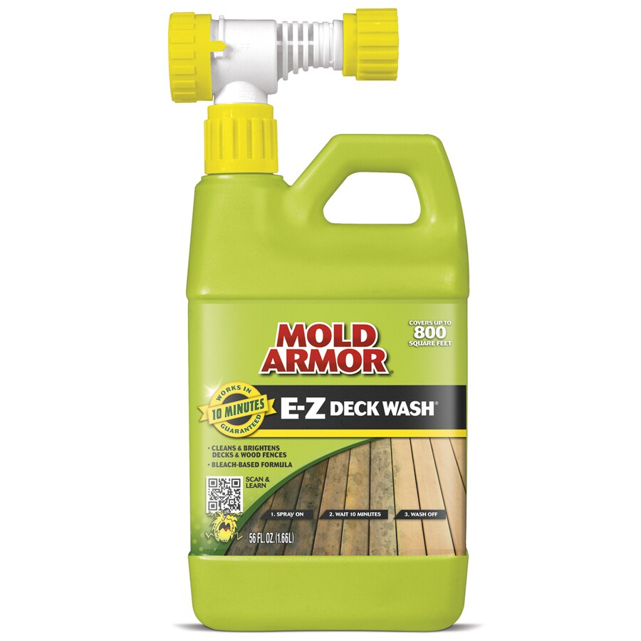Mold Armor 56-fl oz Liquid Mold Remover