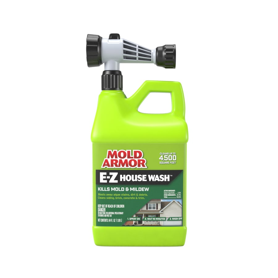 Shop Mold Armor 64 Fl Oz Scent All Purpose Cleaner At