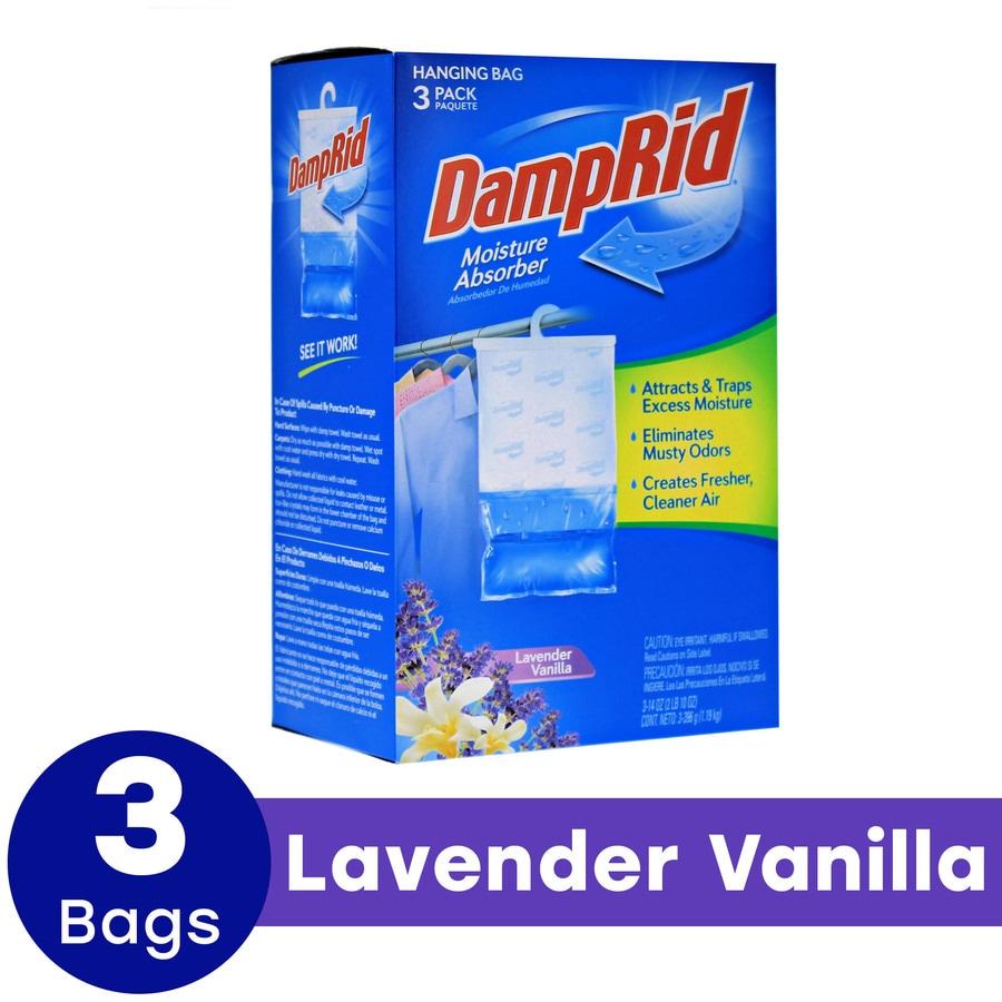 DampRid 42 oz Lavender Hanging Moisture Absorber