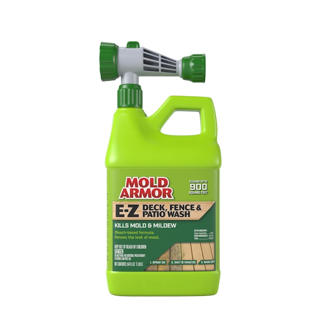 Mold Armor 64 Fl Oz Multi Surface Outdoor Cleaner In The