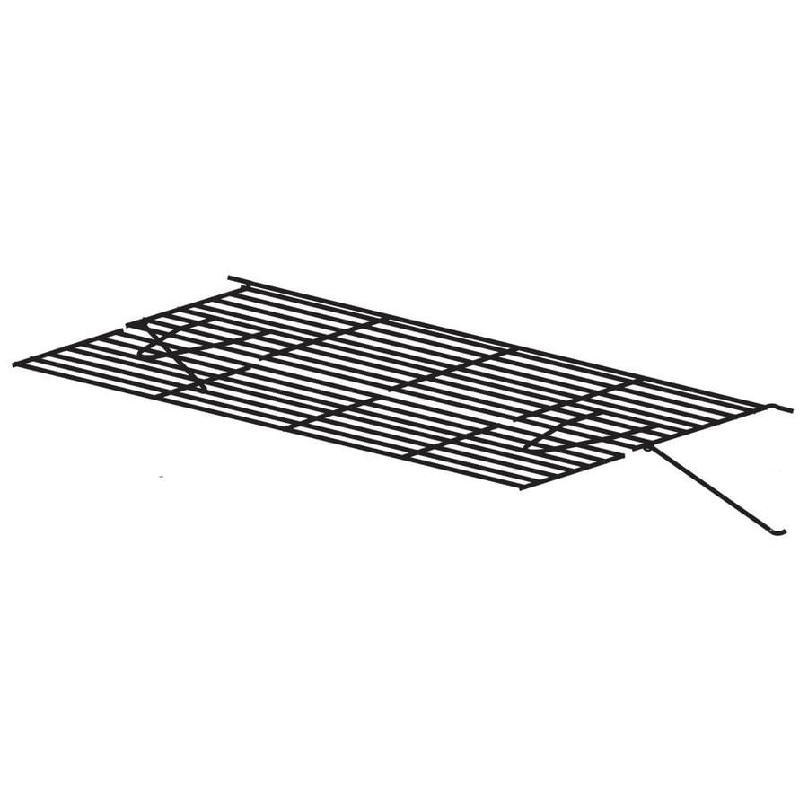 Heavy Duty BBQ Parts Rectangle Plated Steel Warming Rack