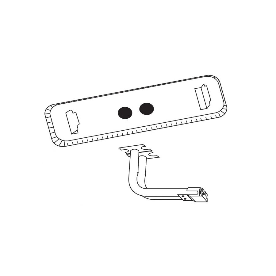 Heavy Duty BBQ Parts 13.25-in Stainless Steel Bar Burner