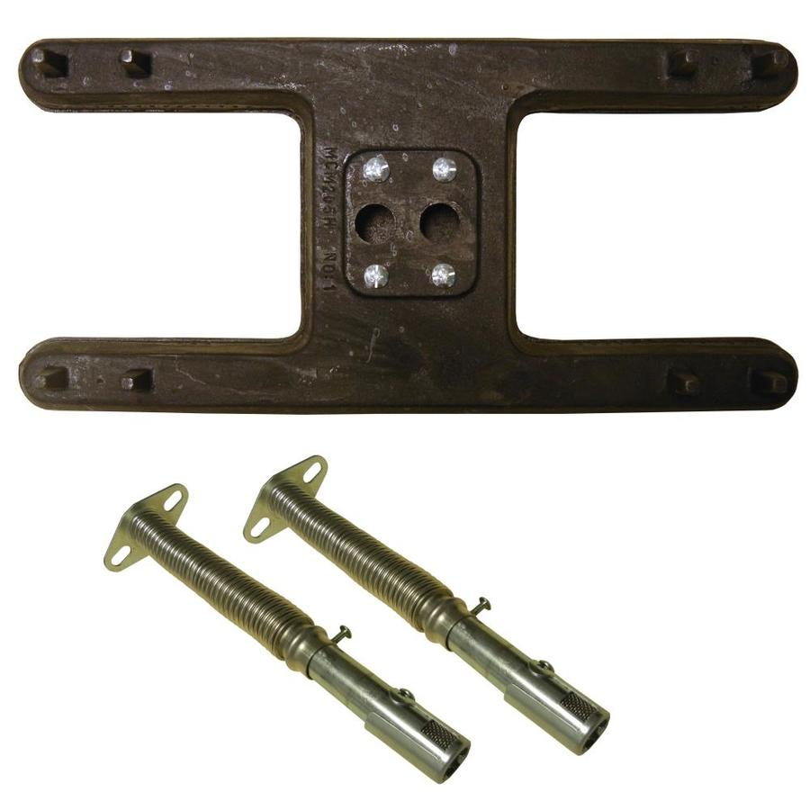 Heavy Duty BBQ Parts 15.875-in Cast Iron Bar Burner