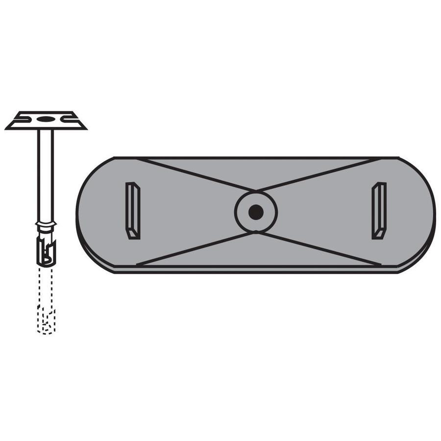Heavy Duty BBQ Parts 17.25-in Cast Iron Bar Burner