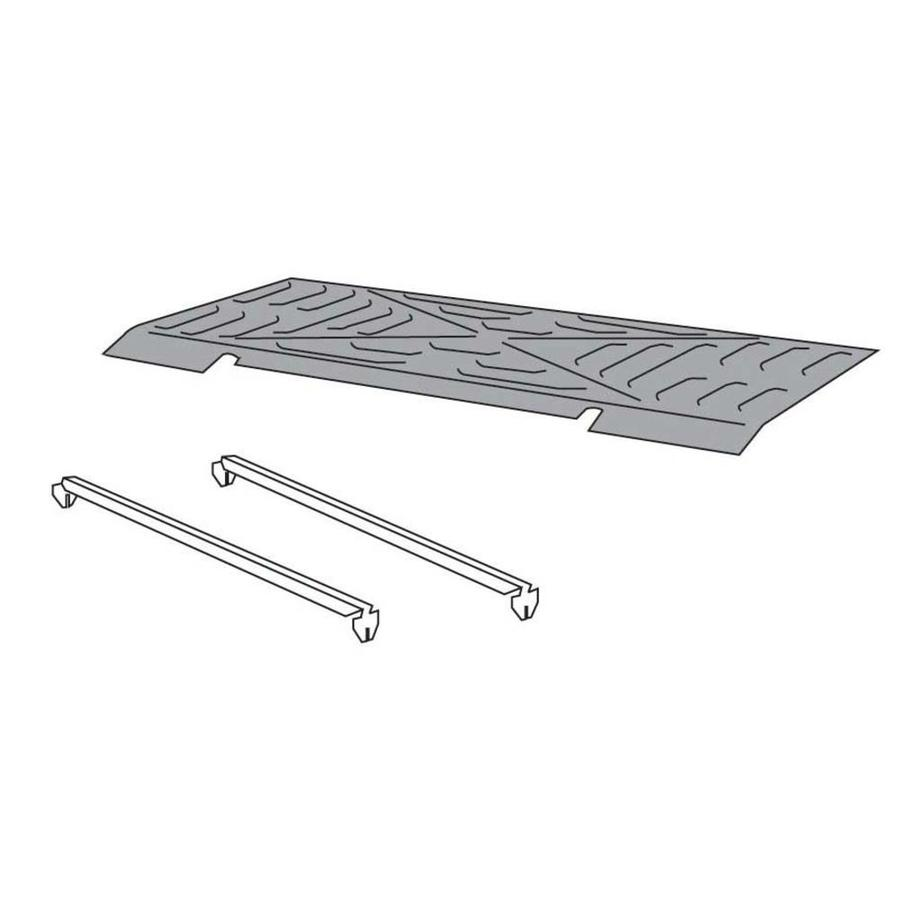 Heavy Duty BBQ Parts 3 Porcelain-Coated Steel Heat Plates