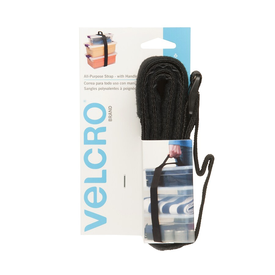 VELCRO 2-in Black Fastener