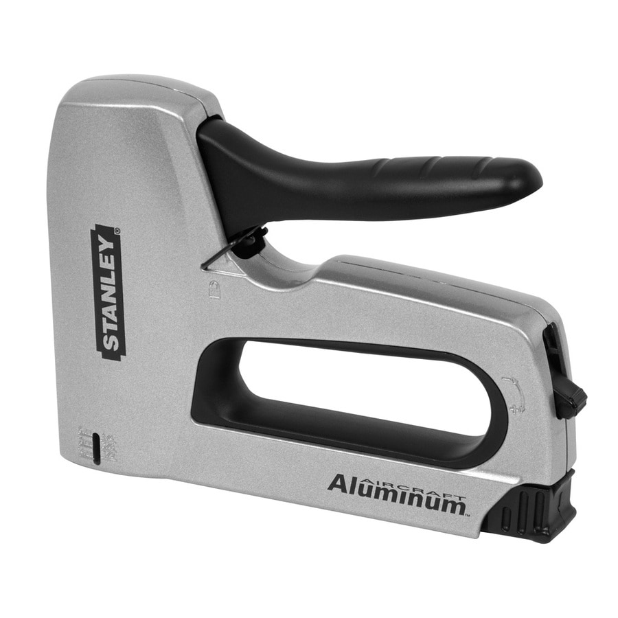 Stanley 3/8-in Manual Staple Gun