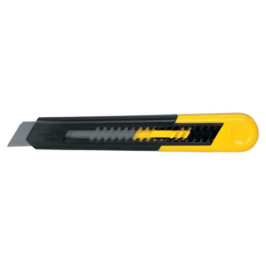 Shop Stanley 1 Blade Utility Knife At Lowes Com