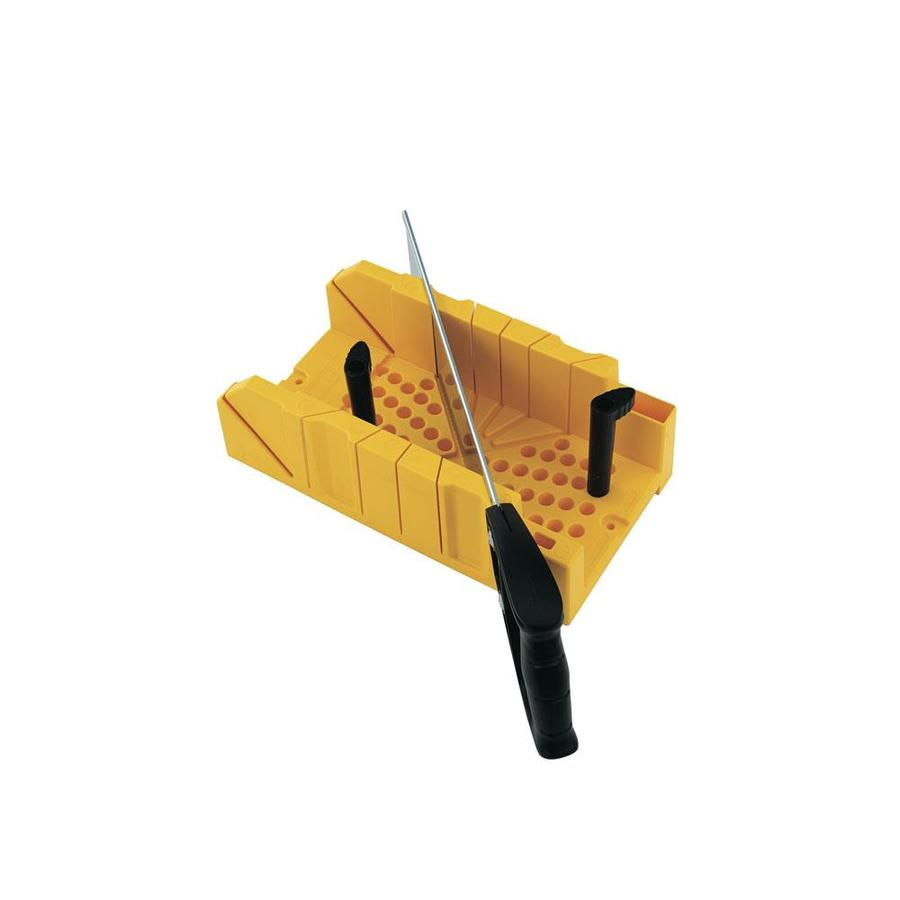 Stanley Clamping Miter Box with Saw