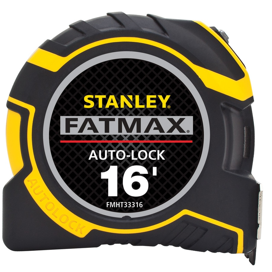 Stanley FATMAX 16-ft Tape Measure