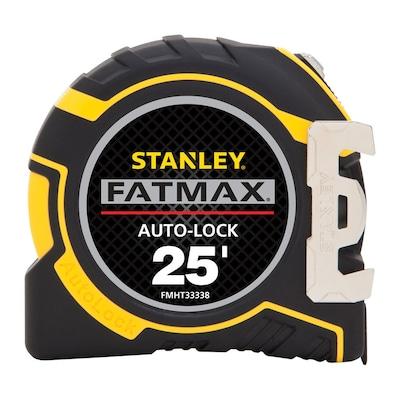 Stanley FATMAX 25-ft Auto Lock Tape Measure