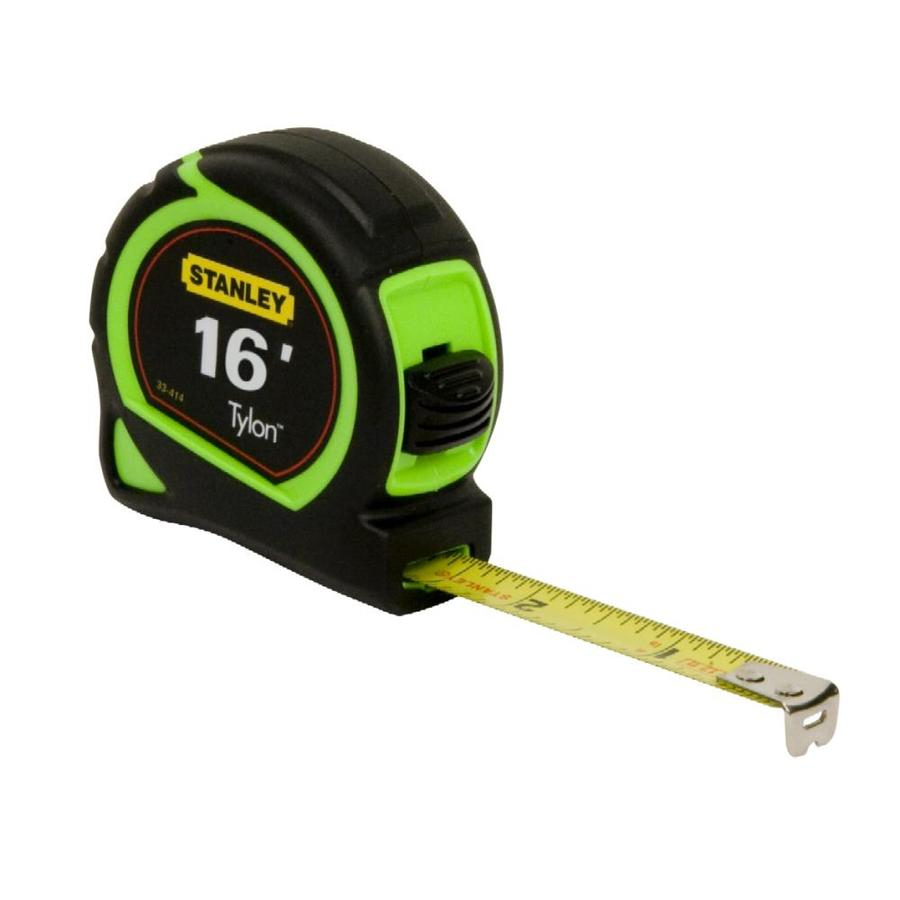 Stanley 16-ft SAE Tape Measure