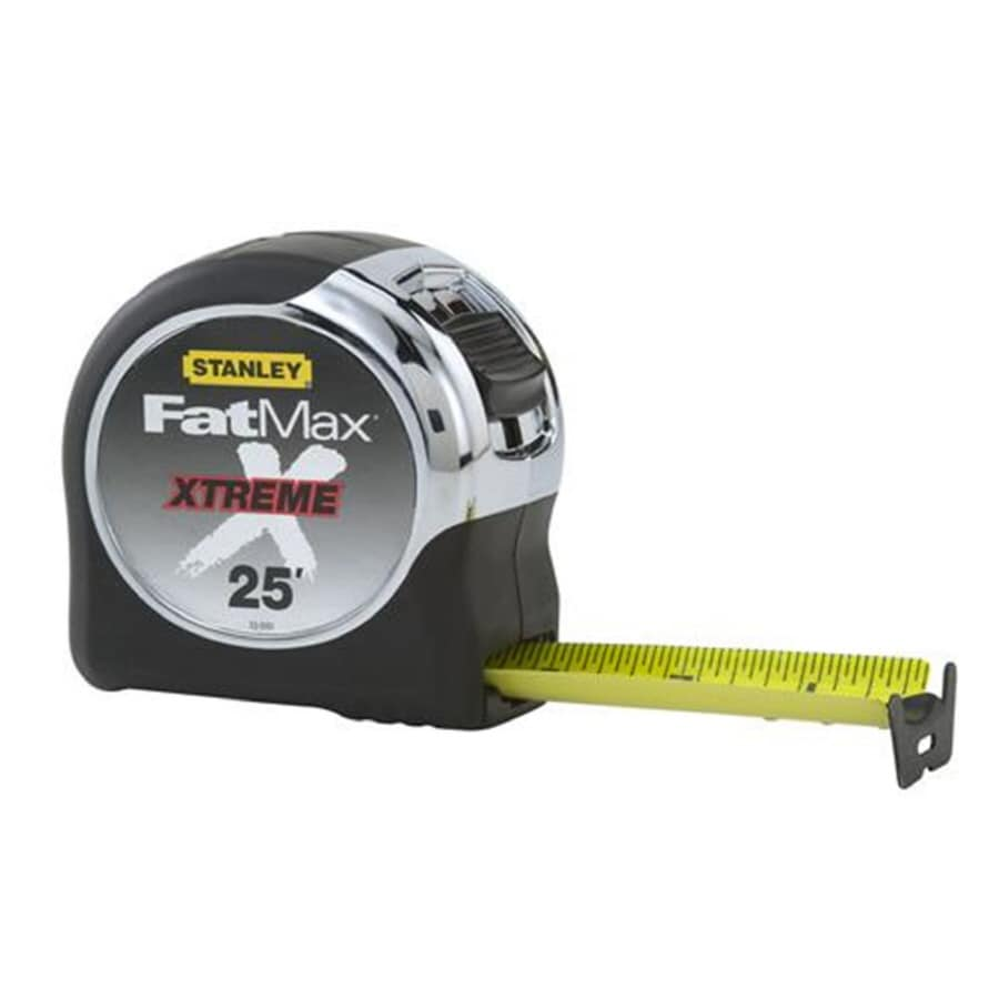 Stanley 25' SAE Tape Measure