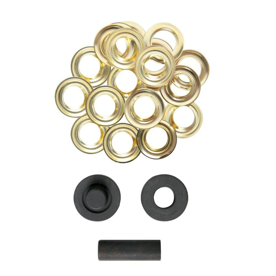 Bostitch 15-Pack Metal Grommet Kit