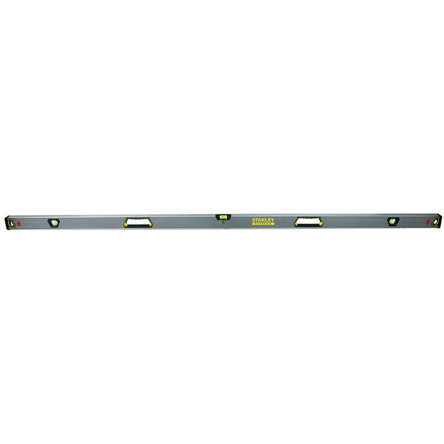 Stanley 78-in Magnetic Box Beam Standard Level