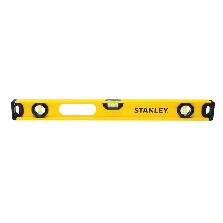Stanley I-Beam Standard Level