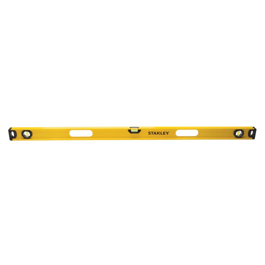 Stanley 48-in Magnetic I-beam Level