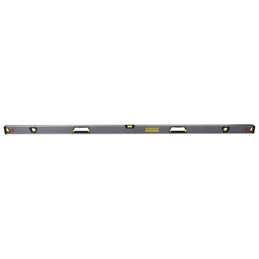 Stanley 58-in Box Beam Standard Level