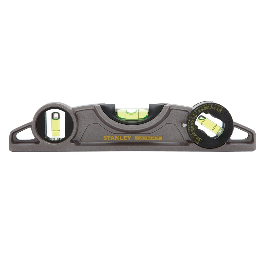 Stanley 9-in Magnetic Torpedo Standard Level