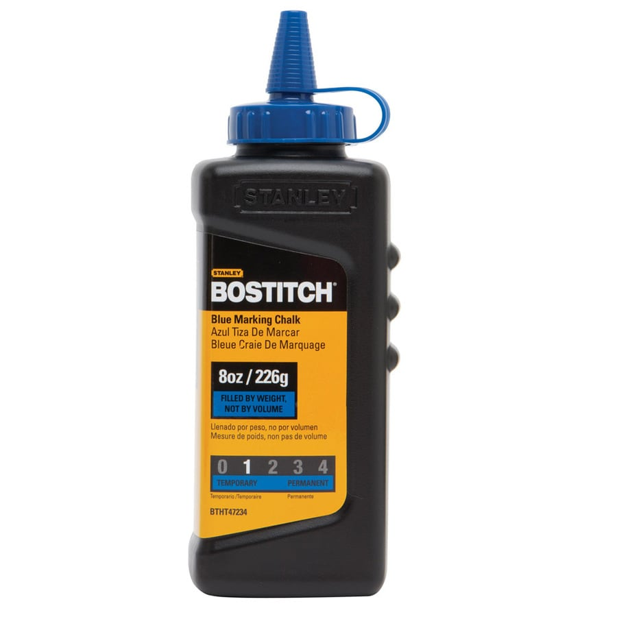 Bostitch 8 oz Blue Chalk