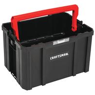 Craftsman Versastack System 17-in Red Plastic Tool Box Deals