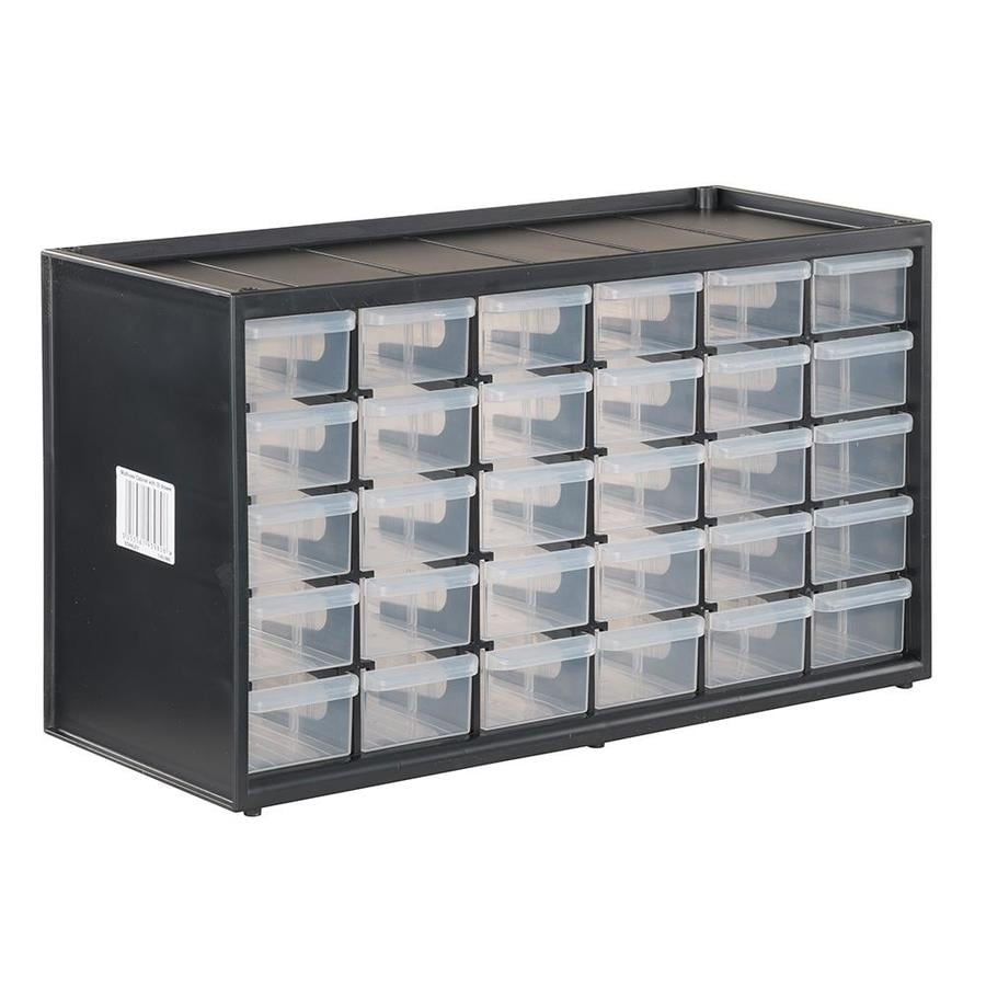Craftsman Bin System 30 Compartment Plastic Small Parts
