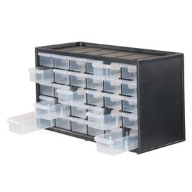 Stanley 30-Compartment Plastic Small Parts Organizer