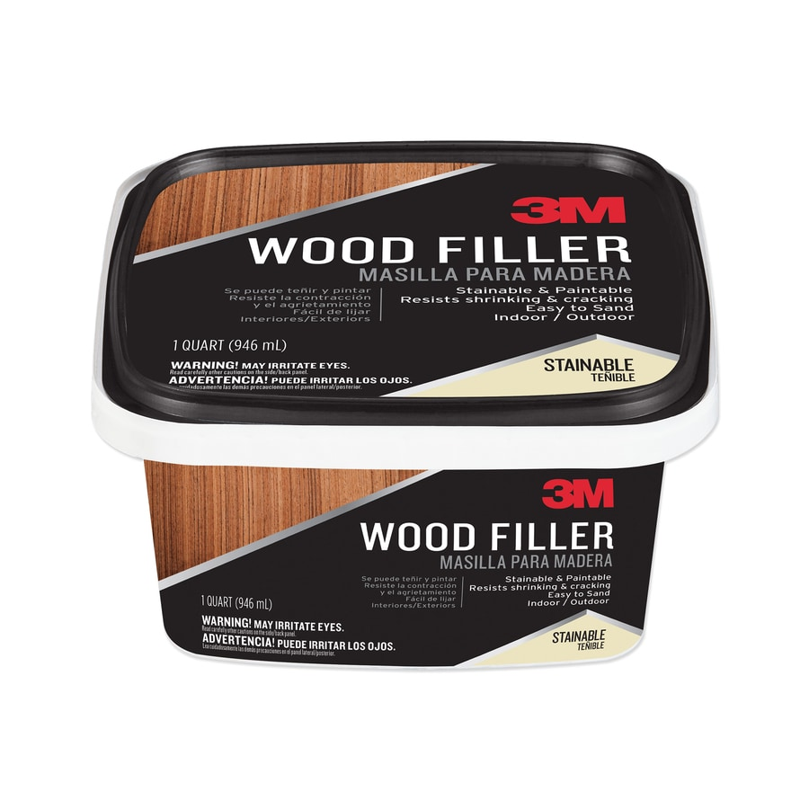 3M 32-fl oz Stainable Patching and Spackling Compound
