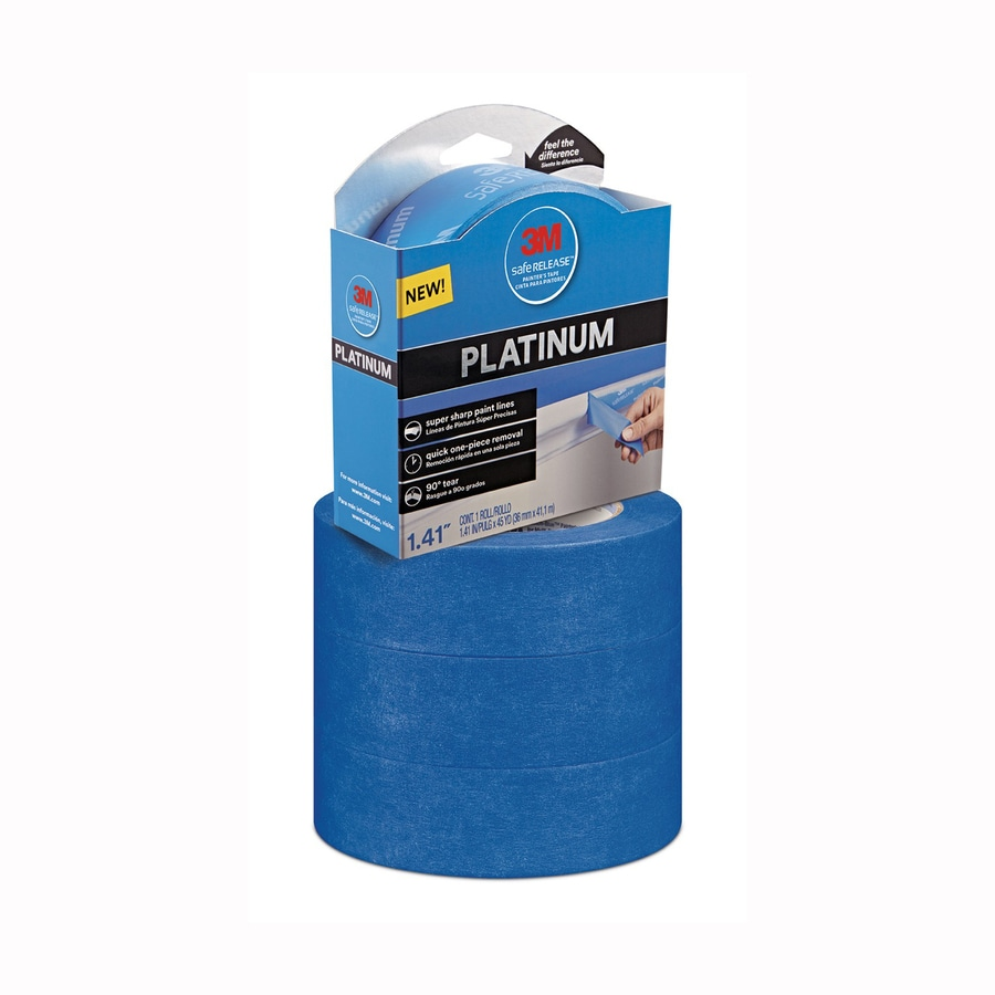 3M 4-Pack 1.41-in Painter's Tape