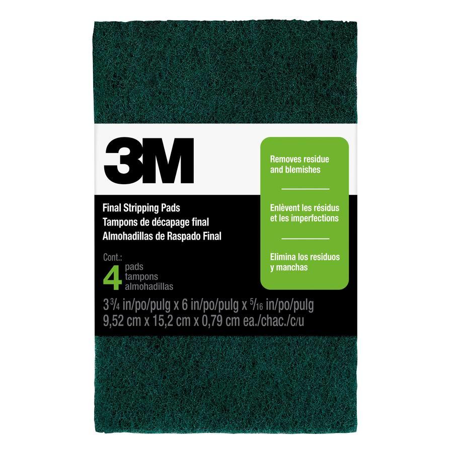 3M 3.75-in x 6-in Fine Steel Wool