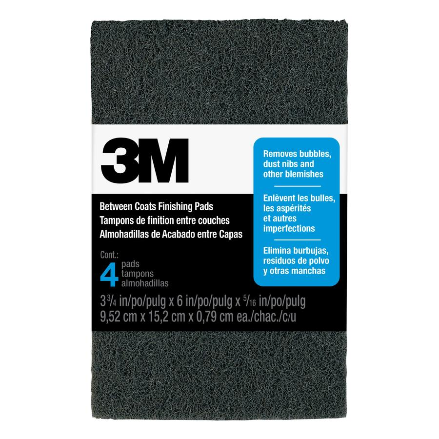 3M 3.75-in x 6-in Very Fine Steel Wool