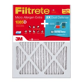 35221e018f9 Filtrete 2-Pack (Common  12-in x 12-in x 1