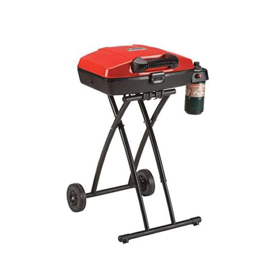Coleman Road Trip Red 11,000-BTU 225-sq in Portable Gas Grill