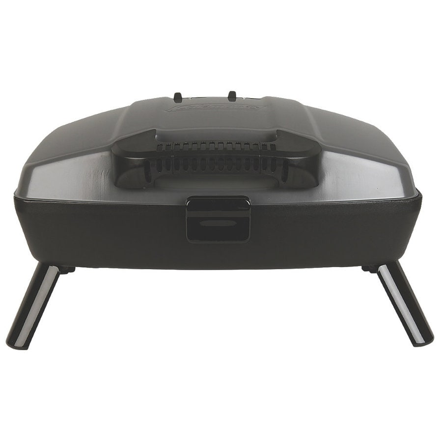 Coleman 225-sq in Gray Portable Charcoal Grill