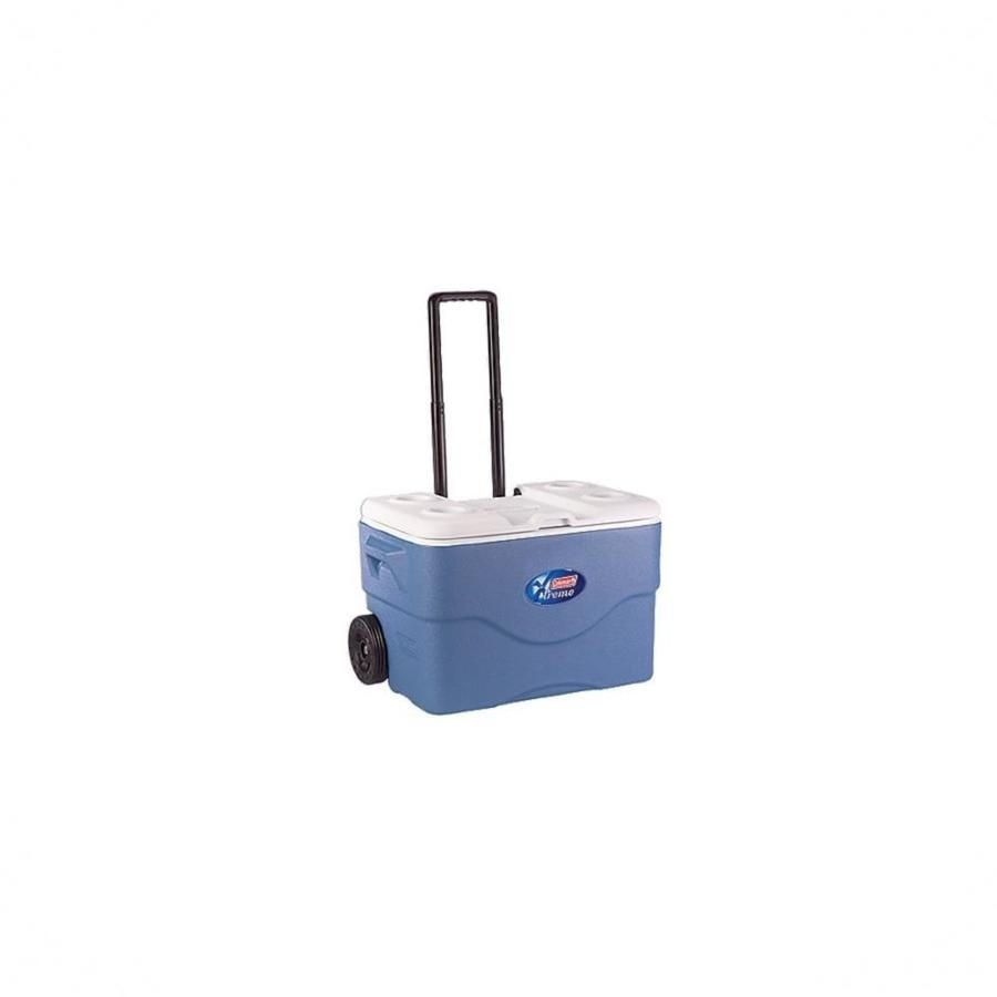 Coleman 75-Quart Wheeled Plastic Chest Cooler