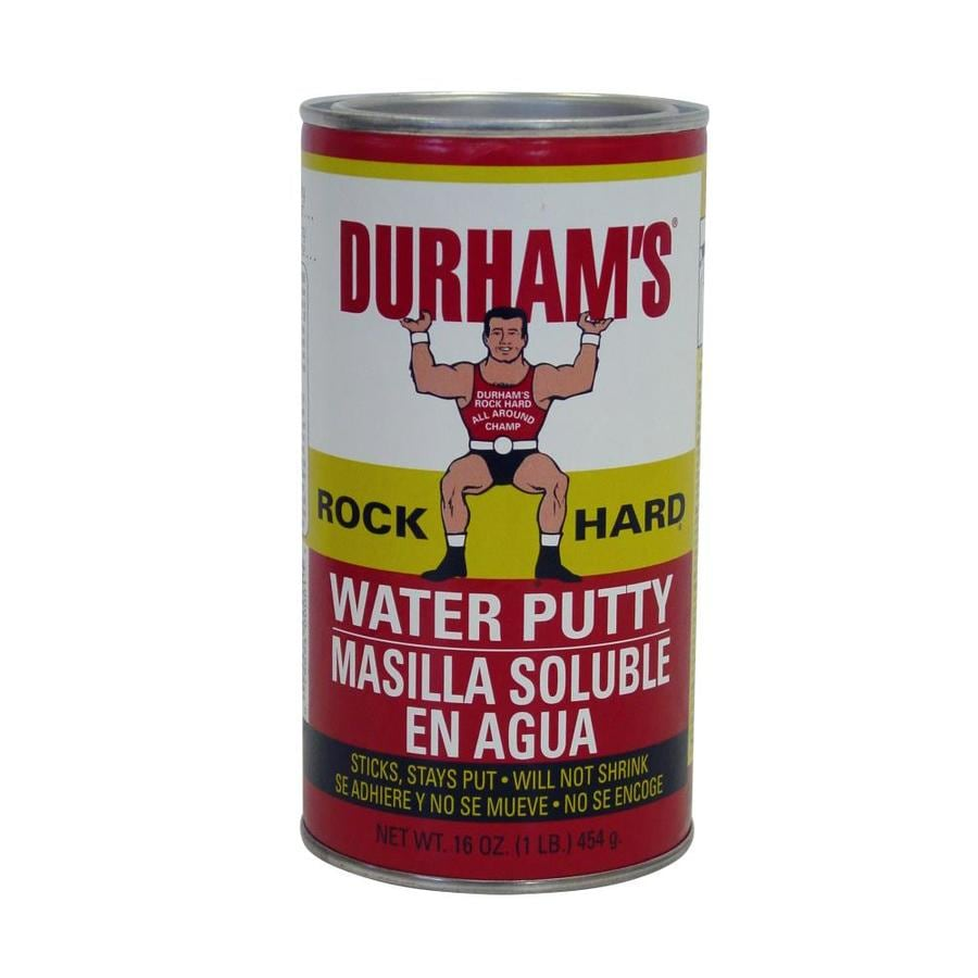 Durham's 16-fl oz Light Yellow Patching and Spackling Compound