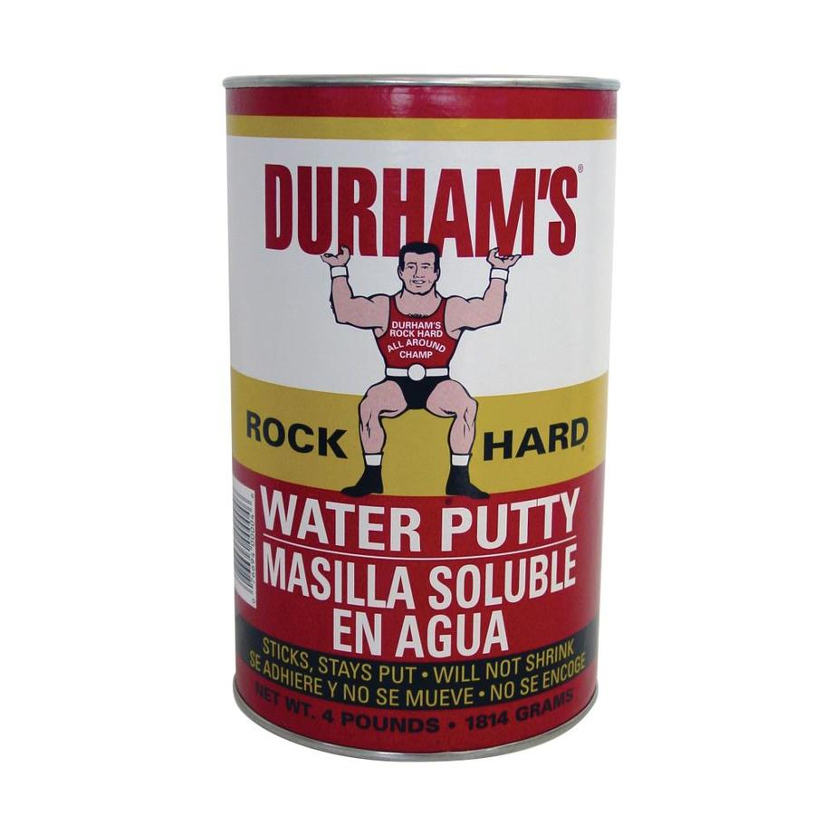 Durham's 64-fl oz Light Yellow Patching and Spackling Compound