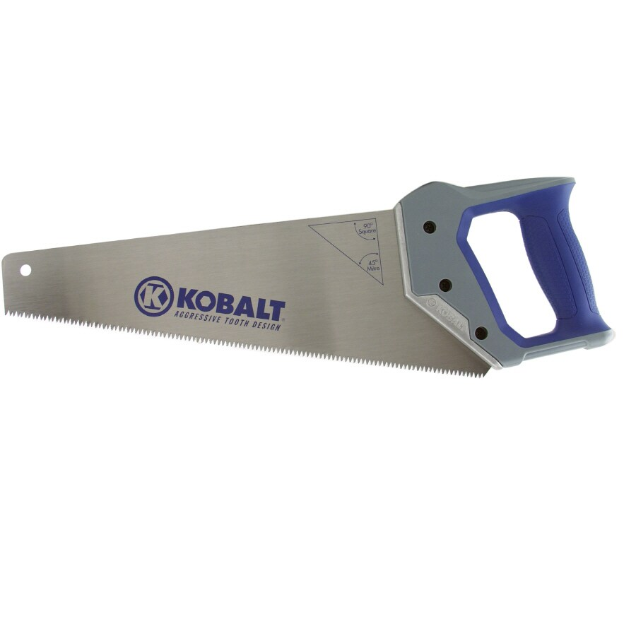 Kobalt Handsaw with Bimold Grip