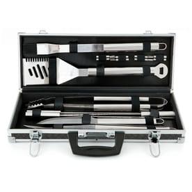 Mr Bar B Q 18 Pack Stainless Steel Tool Set