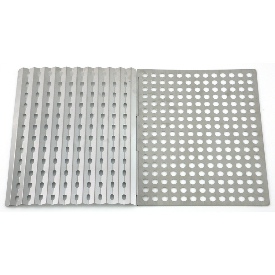Mr. Bar-B-Q Stainless Steel Grill Sheets