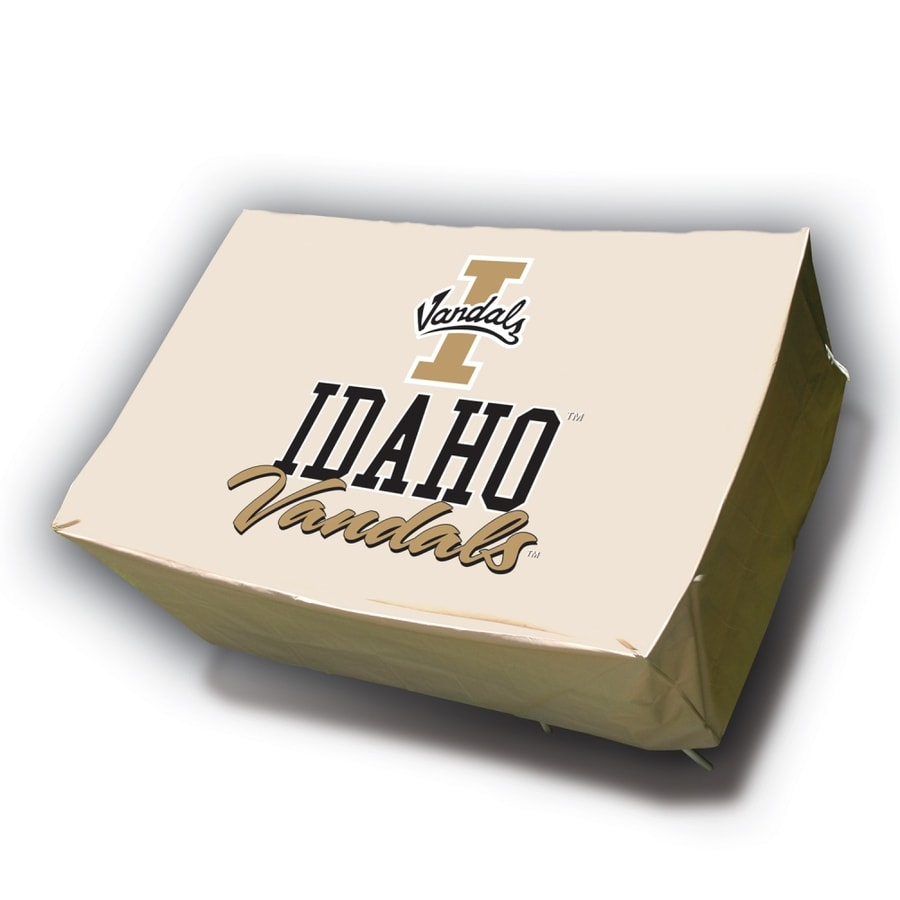 Mr. Bar-B-Q Idaho Vandals Tan Dining Table Rectangle Cover