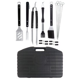 Mr. Bar-B-Q 20 Piece Stainless Steel Tool Set