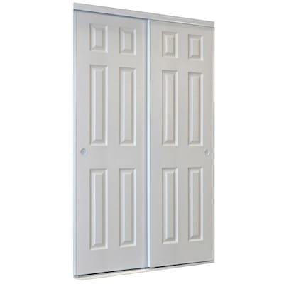 Sliding Doors Closet Lowes Image Of